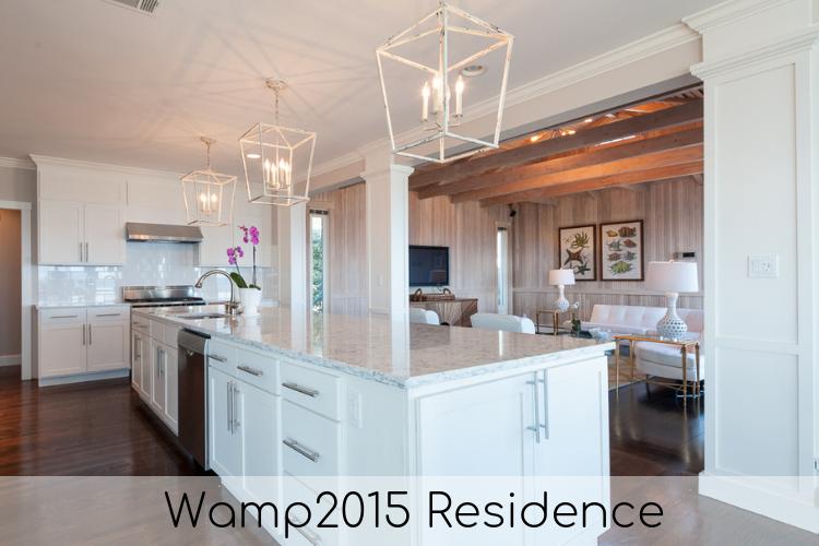 Wamp2015 Residence - Home